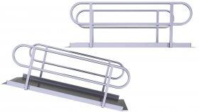 Traction Ramps & Wheelchair & Mat 7
