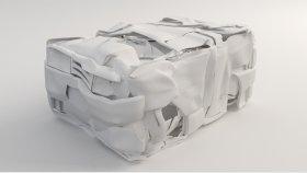 Recycling Scrap Cars 3D Model 2