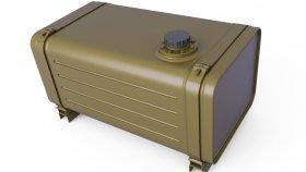 Fuel Tank 3d 11