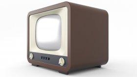 TV Old Retro 3d (3)