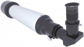 Telescope Refracting Tube 3d 3