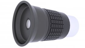 Telescope Eyepiece 3d 1