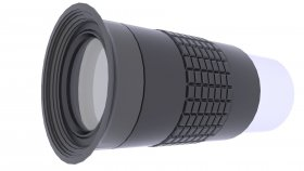 3D Model Telescope Eyepiece 3