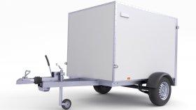 Trailer Cargo 3d 9