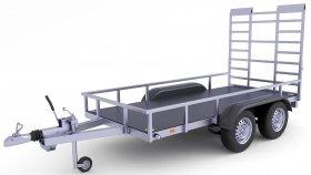 Trailer Cargo & Open Car Hauler 12