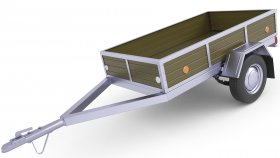 Trailer Cargo 3d 16