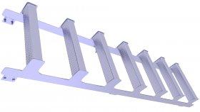 Ladder Industrial 3D Model 8