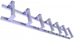 Graphics Ladder Industrial 3D Model 12