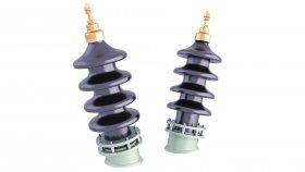 High Voltage Ceramic Insulator 3D Model 14