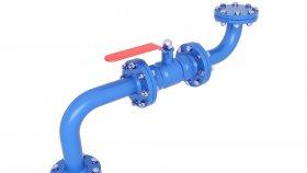 Ball Valve Water & Fuel Oil & Gas 3D Model 21