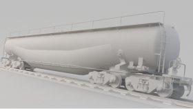 Lowpoly Train Tanker Jumb ULTX 3d (6)