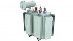 Soviet Electric Transformer Radiators 3D Model 63