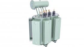 Soviet Electric Transformer Substation 3D Model 64