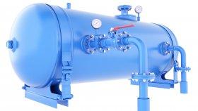 High Pressure Compressed Air 3D Model 59
