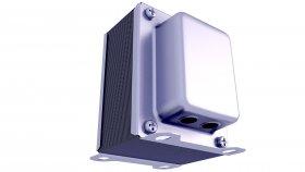 Electrical Transformer Audio 3D Model 66