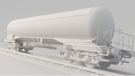 Lowpoly Train Tanker Zags 3d (10)