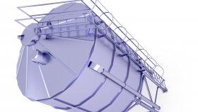 Silo Farm Game Mods Simulators 3D Model 37