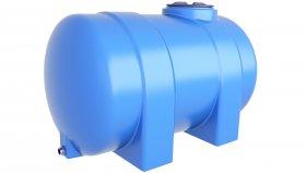 Liquid Storage Tank 3D Model 8