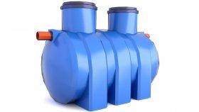 Sewage Tank Low Poly Game Simulators 3D Model 23