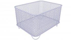 Dish Basket 3D Model 3