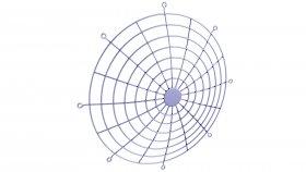 Fan Wire 3D Model 2