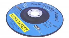 Angle Grinder Grinding Wheel 3D Model