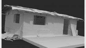 Shed Slum 3D Model 3