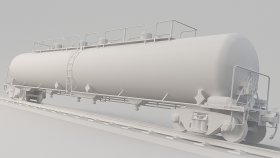 Lowpoly Train Tanker eusx 3d (16)