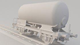 Lowpoly Train Tanker Zcs 3d (21)