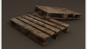 model Palette 3d and