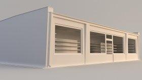 Building Store (1) 3d