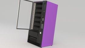 Drinks Vending Machine 3d (3)