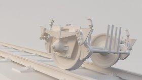 Train wheel Bogie 2_1