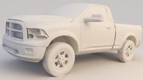 Pickup ram 1500