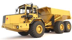 Dump Truck Articulated A30 3d (1)