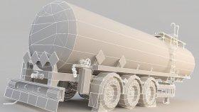 Trailer Tank Bitumen Low (4)