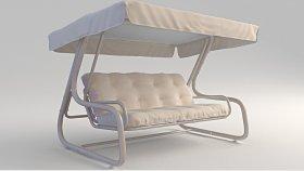 Furniture Swing Garden 3d