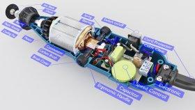 Inside Angle Grinder Battery 3d (2)