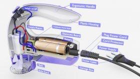 Halogen Heater Inside 3d (1)