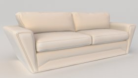 3d Sofa Classic (196)