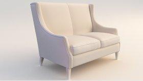3d Sofa Classic (215)
