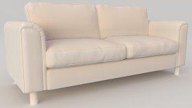 3d Sofa Classic (216)