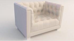 Chair Armchair Classic 3d (260)