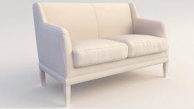3d Sofa Classic (222)