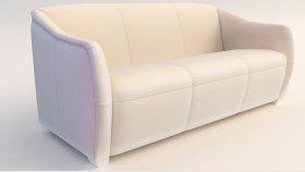 3d Sofa Classic (230)